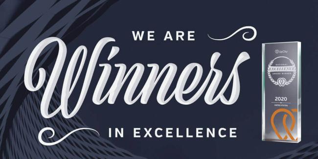UpCity-Excellence-Award-Winner