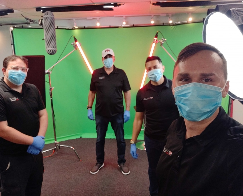 VMP - COVID19 Safe Video Production Orlando