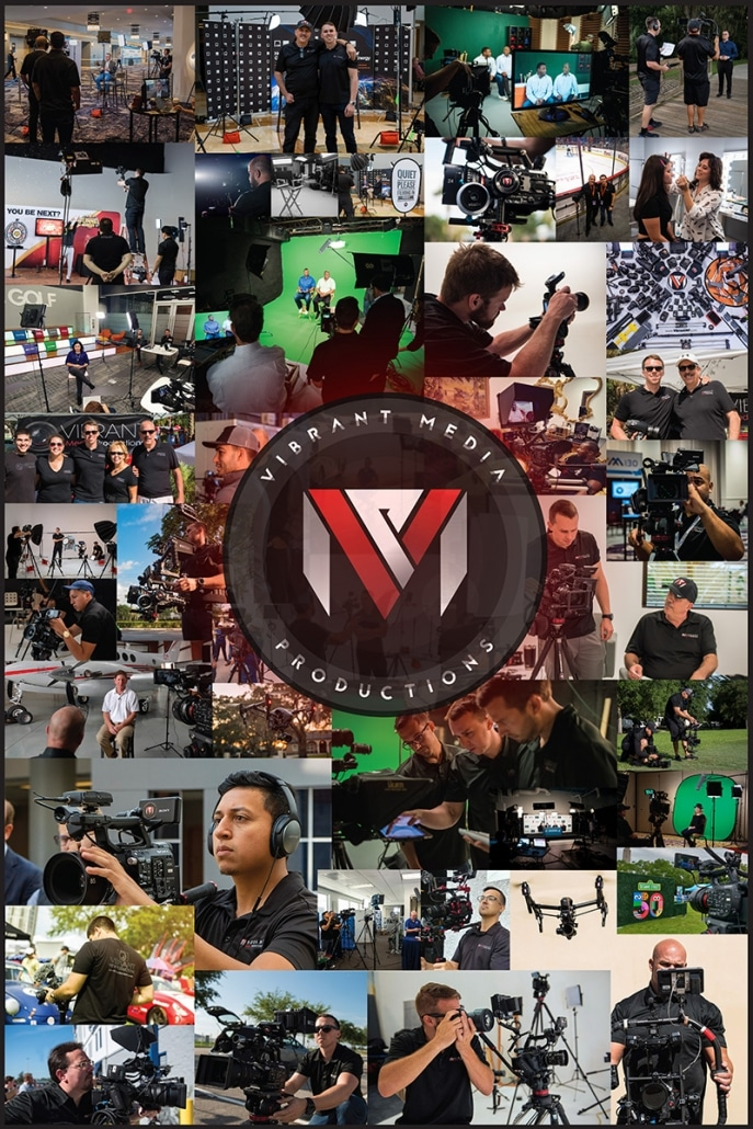 Video Production Company Collage Florida