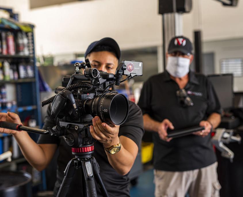 Automotive How To Video Shoot Midas Production Florida