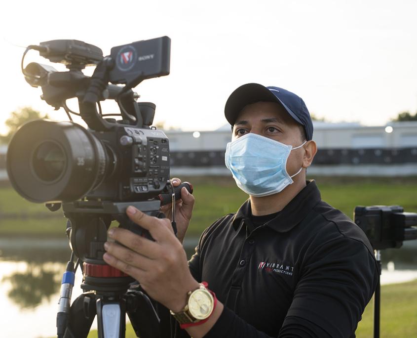 Orlando Video Production Company Covid-19 Safety