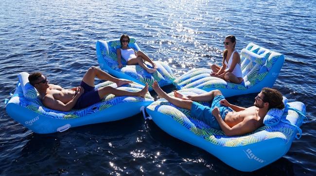 Aqua Pro - Luxury Loungers for Costco