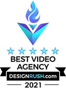 DesignRush 2021 Award